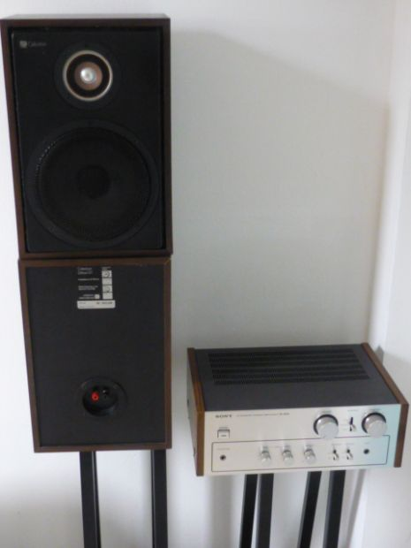 Materiale Audio Hifi Vintage ecc..