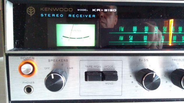 sintoamplificatore kenwood kr 3130 - Foto 2