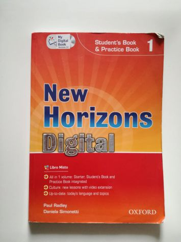 NEW HORIZONS DIGITAL 1 9780194133968