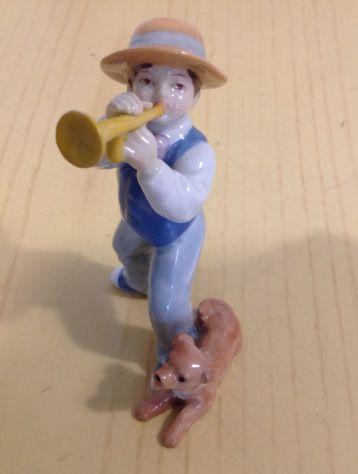 Bing & Grondahl figurina La Piccola Orchestra.