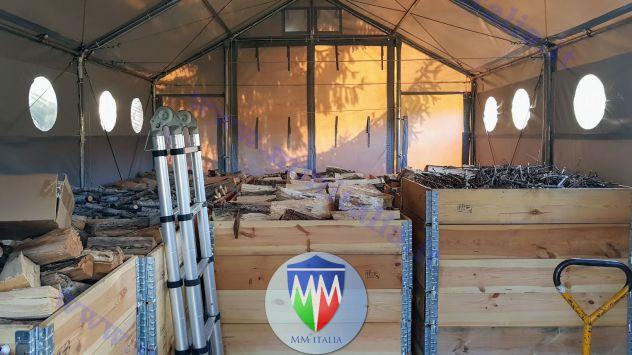 Tendoni per Feste, Magazzino, Rimessaggio Agritunnel  MM Italia - Foto 3