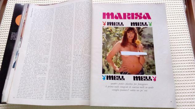 PlayBoy del 1976 Marisa Mell - Foto 2