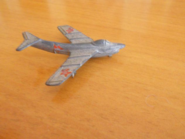 Modellino  aereo in metallo