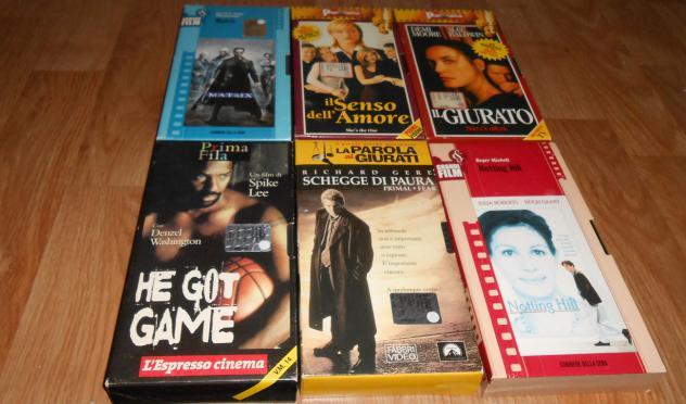 cassette VHS film da collezione - Foto 3