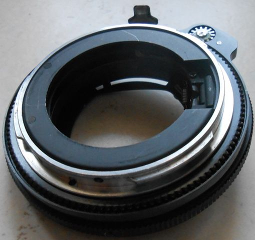 Anello adattatore Canon Tamron