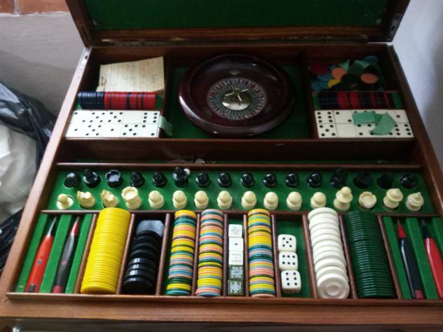 Gioco da tavolo vintage