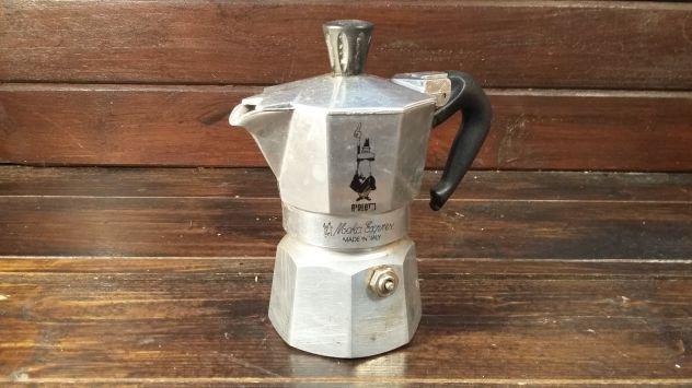 V334 caffettiera riuso 1tz Moka Bialetti