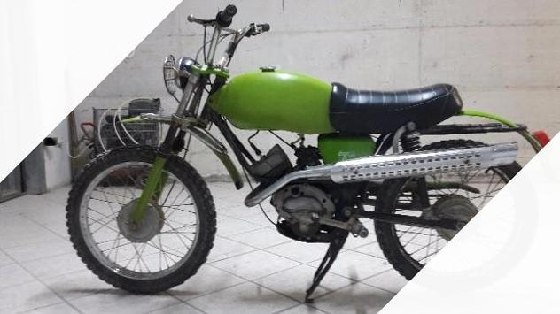 Moto Guzzi Altro modello - Anni 70 - Foto 2
