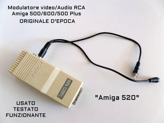 Modulatore Video/Audio Amiga 500 / 500 Plus (Originale)