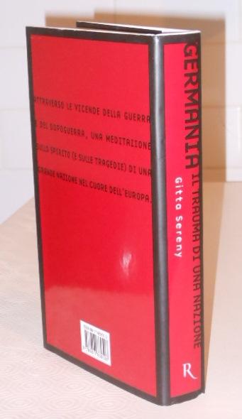 Germania il trauma di una nazione, RIFLESSIONI 1938 2001, Gitta Sereny, Riz … - Foto 4