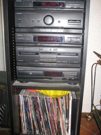 Impianto stereo hi fi kenwood con casse annunci parma - Impianto stereo per casa ...