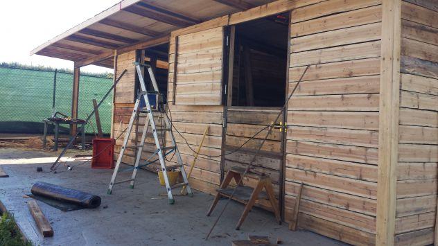 box  capannine e fienile per cavalli - Foto 4