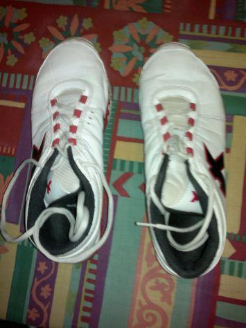 KIPSTA - Scarpe da Basket n.43 - Usate - Foto 2