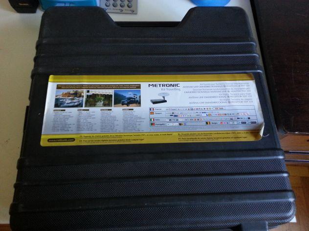 metronic kit travelling