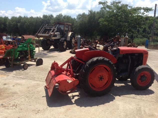 Macchine agricole ABG sametto 120 dt - Foto 2