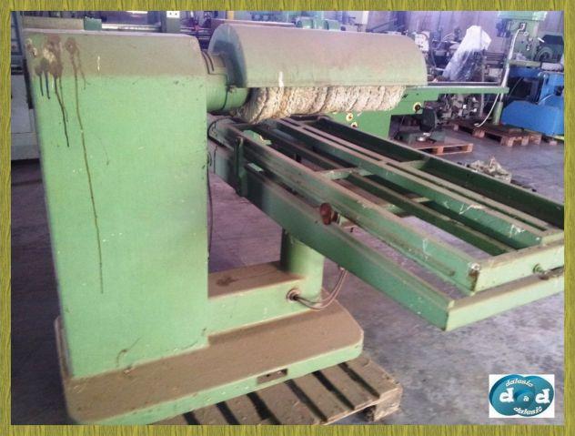 Spazzolone per poliestere 700 rullo fisso ladir per legno cod.225 - Foto 5