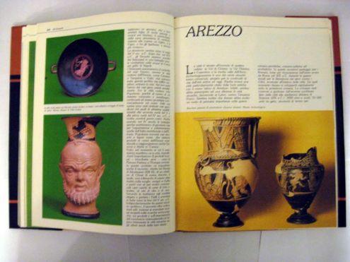 Opera in 2 volumi 'LE CITTA ' DEGLI ETRUSCHI ' - Foto 5
