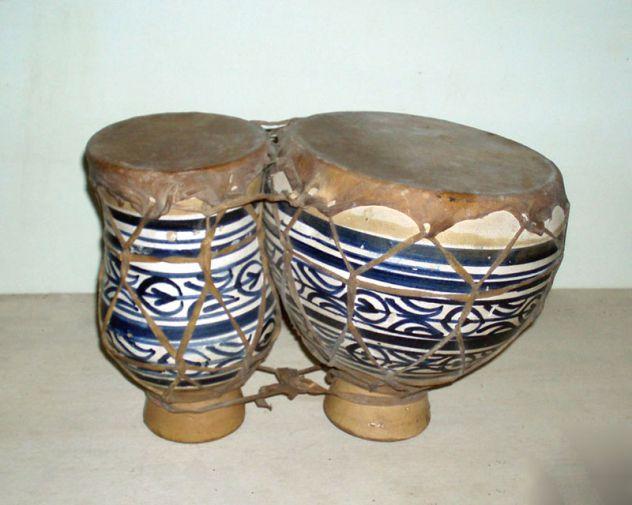 Coppia bongo marocchini