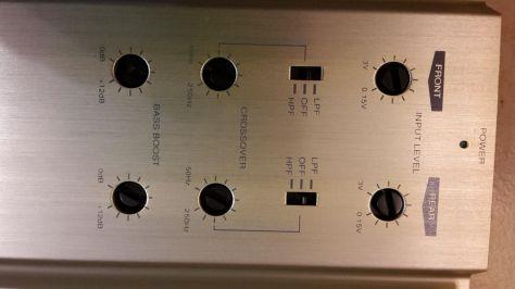 amplificatore classe A 4 canali - Foto 3