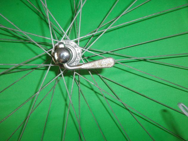 coppia vecchie ruote corsa ATOM - Foto 8