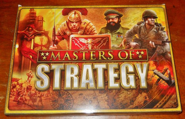 Masters of strategy 18 giochi pc men of war mediaval anthology imperivm tropico