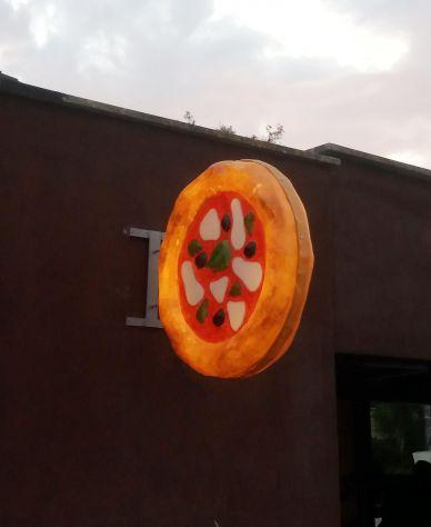 Insegna a bandiera gelato o pizza a PADOVA - Foto 2