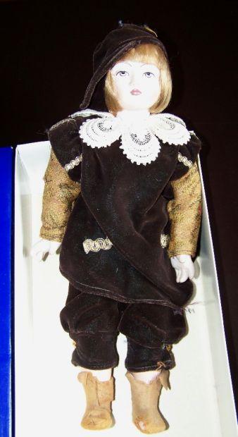 Bambola Bricolage PF Faenza da Collezione
