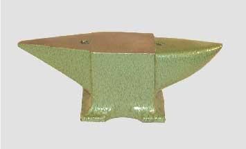 Incudine peso 10 kg - Cardelli
