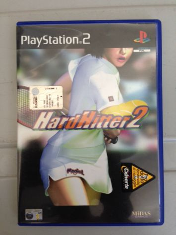 HARD HITTER 2 per PS2 Tennis