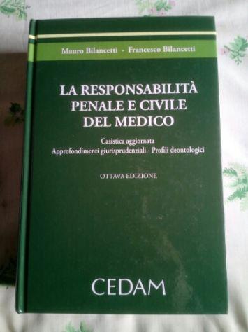 La responsabilità penale e civile del medico Cedam