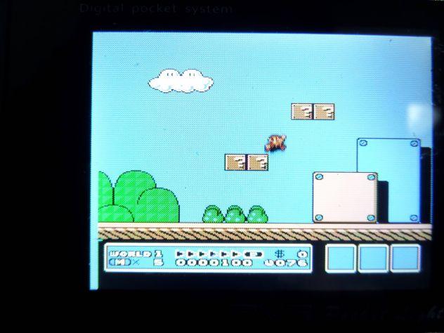 Console portatile 30 giochi retrò (super mario, ecc..) PVP Pocket 9 - Foto 3