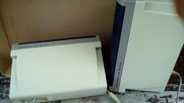 Casse PC coppia Watt 160 - Foto 4