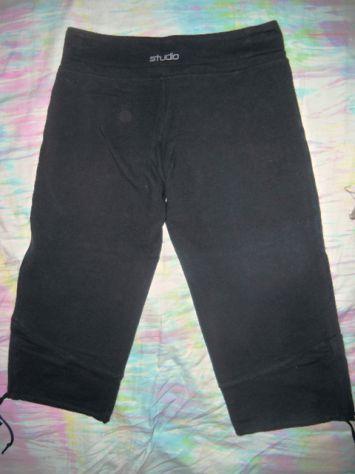 Pantaloni jogging donna Nike colore nero tg S