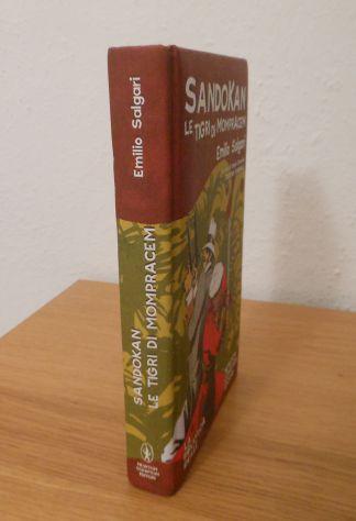 Sandokan le tigri di mompracem, Emilio Salgari, Newton Compton Editori 2008. - Foto 3