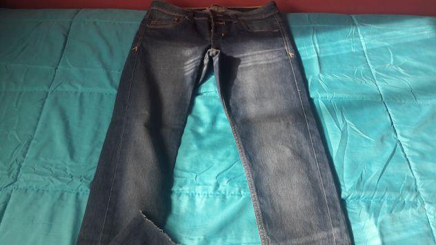 Jeans blu Terranova Tg S