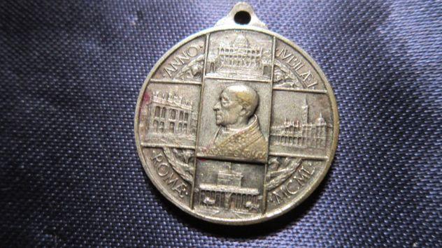 Medaglia Giubileo anno 1950