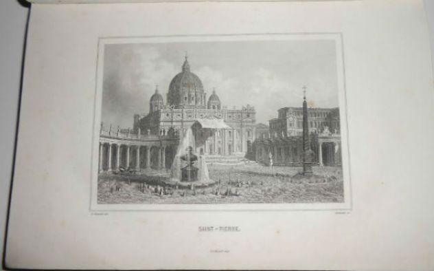 ROLLAND Rome Ses eglises, Ses Monuments, Ses Institutions. - Foto 3
