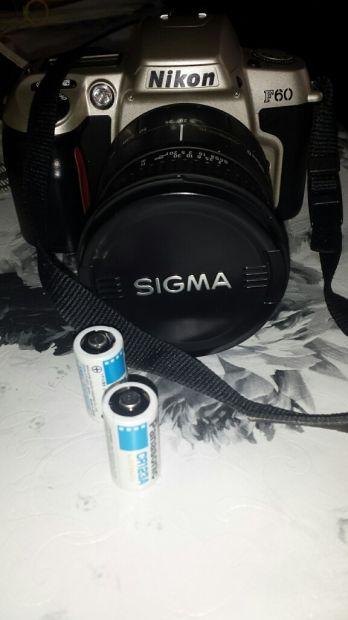 Nikon F60 - Foto 3