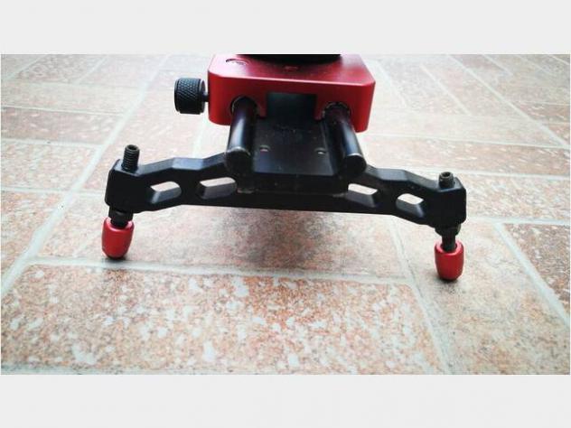 Professional Slider 120 cm + Testa Sferica Usato