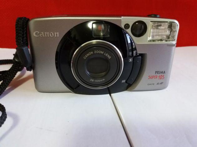 MACCHINA FOTOGRAFICA ( CANON 105 ) - Foto 3