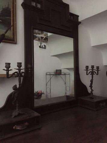 Bellissima specchiera antica