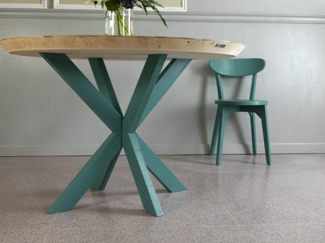 Composizione tipo, soggiorno in legno. COD CVG 7 - Foto 6