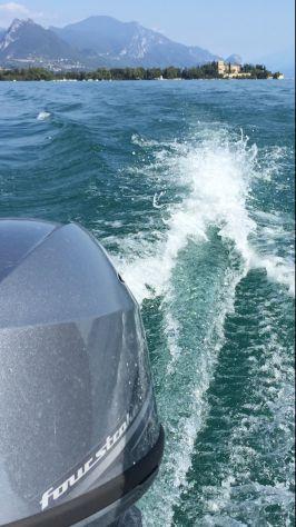 Noleggio barca gommone lago di Garda - Foto 3