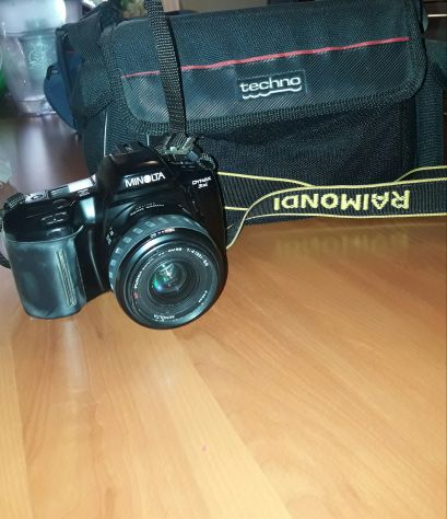 macchina fotografica Minolta Dinax 3xi