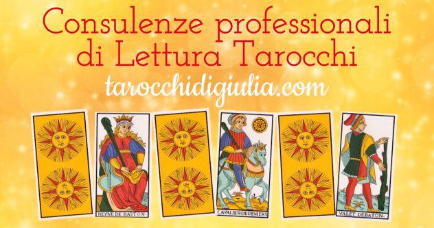 Consulenza di lettura Tarocchi -  tarocchidigiulia.com - Foto 4