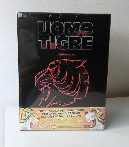 L' Uomo Tigre -Serie Completa (Ed. Limitata E Numerata) (29 dvd)