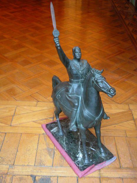 Statua equestre Duce - Quirino Ruggeri