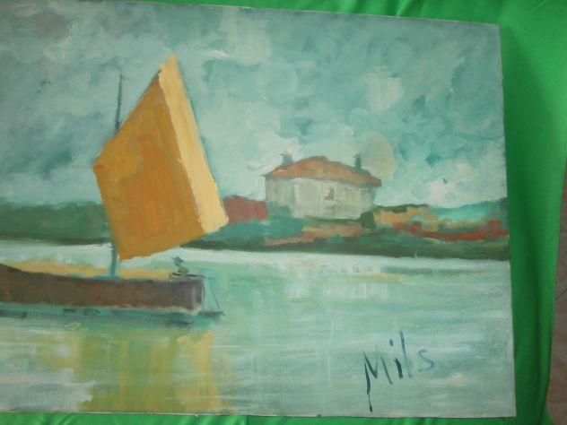 quadro del pittore MILS - Foto 9