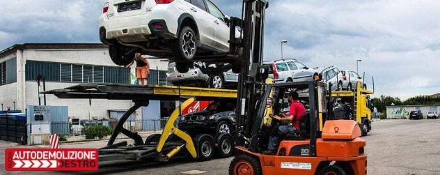 Autoveicoli incidentati, sinistrati, usati,chilometrati, fusi,grandinati - Foto 4