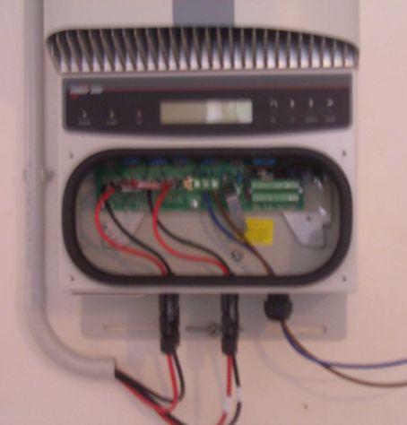 riparazione e collaudo Inverter fotovoltaico - Foto 3